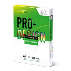 Másolópapír, digitális, A4, 280 g, PRO-DESIGN [125 lap]