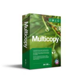 Másolópapír, A4, 80 g, MULTICOPY [500 lap] [Min: 5csomag]