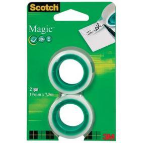 Ragasztószalag Magic Tape 19x7,5