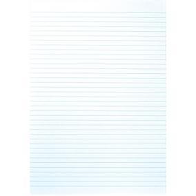 Rovatolt papír, A3, vonalas, VICTORIA [20 lap]