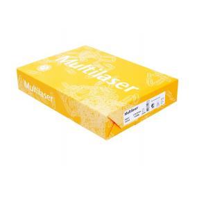 Másolópapír, A4, 80 g, MULTILASER [500 lap] [Min: 5csomag]