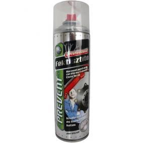Féktisztító spray, 500 ml, PREVENT