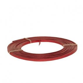 Lágydrót alumínium lapos piros