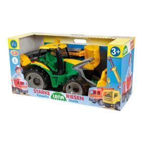 Lena Óriás markolós traktor dobozban