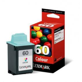 Lexmark 17G0060 [Col] #No.60 tintapatron (eredeti, új)