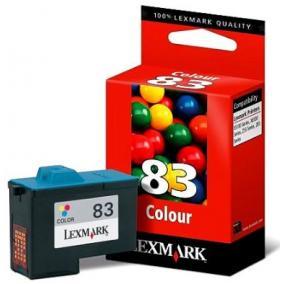Lexmark 18L0042 [Col] #No.83 tintapatron (eredeti, új)