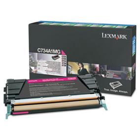 Lexmark [C746,748] C746A1MG [M] 7K toner (eredeti, új)
