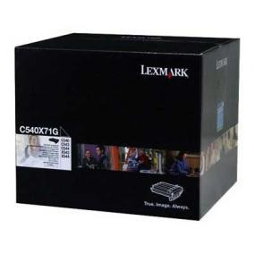 Lexmark [C54x, X54x] C540X71G [BK] DRUM [Dobegység] (eredeti, új)