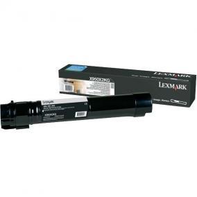Lexmark [X950] X950X2KG [BK] 38K toner (eredeti, új)