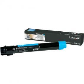 Lexmark [X950] X950X2CG [C] 24K toner (eredeti, új)