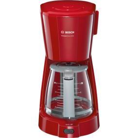 Bosch TKA3A034 piros / világosszürke Filteres kávéfőzőgép CompactClass Extra elsődleges szí