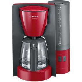Bosch TKA6A044 piros / antracit ComfortLine Filteres kávéfőzőgép műanyag piros / antracit