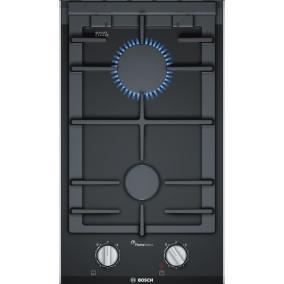 Bosch PRB3A6D70 30 cm, Domino gázfőzőlap, üvegkerámia