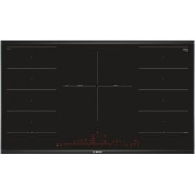 Bosch PXV975DV1E Komfort-Profil 90 cm, Üvegkerámia főzőlap, HomeConnect