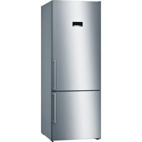 Bosch KGN56XIDP, Szabadonálló, alulfagyasztós hűtő-fagyasztó kombináció, 400+105L