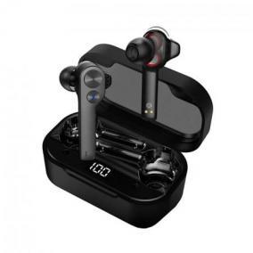 Fülhallgató, vezeték nélküli, True Wireless, UIISII