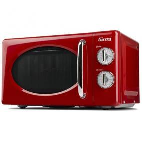 Mikrohullámú sütő - Girmi, FM21RED