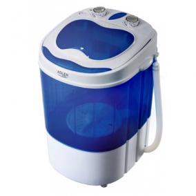 Mini mosógép - Adler, AD8051 - 3/1kg