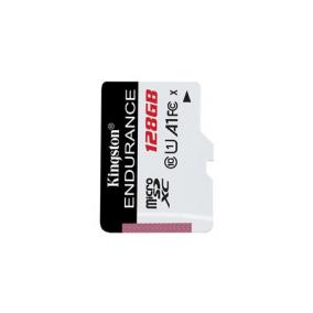 Memóriakártya, microSDXC, 128GB, CL10/U1, A1, 95/45 MB/s, KINGSTON