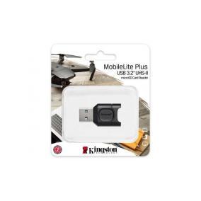 Kártyaolvasó, microSD kártyához, USB 3.1 csatlakozás, KINGSTON
