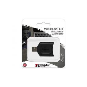 Kártyaolvasó, SD kártyához, USB 3.1 csatlakozás, KINGSTON
