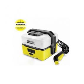 Mobil kültéri tisztító akkus - Karcher, OC 3 1.680-015.0