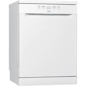 Szabadonálló mosogatógép, 60 cm, 13 teríték, 5 program, WHIRLPOOL