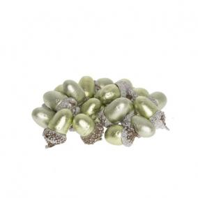Makk hungarocell 3 cm metálvilágos zöld [36 db]