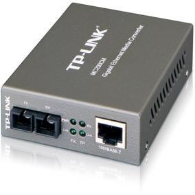 Média konverter, TP-LINK MC200CM