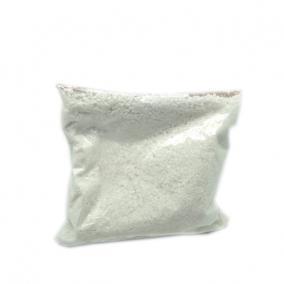 Műhó dara műanyag fehér