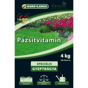 Műtrágya Pázsit vitamin speciális gyeptrágya 4,0kg