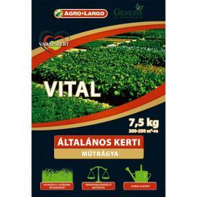 Műtrágya Vital általános 7,5kg