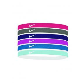Nike Printed Headbands Assorted 6pk karkötő