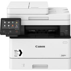 Canon i-SENSYS MF445dw DSDF multifunkciós (Duplex+WiFi+Hálózat+Fax) lézernyomtató