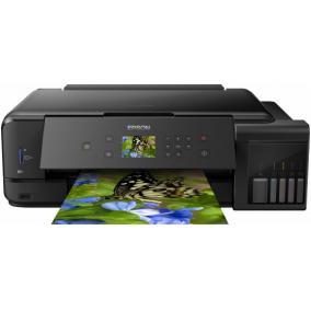Epson EcoTank L7180 multifunkciós (Duplex+Wifi+Hálózat) tintasugaras A3 nyomtató