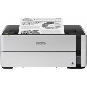 Epson EcoTank M1180 (Duplex+WiFi+Hálózat) MONO tintasugaras nyomtató