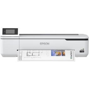 Epson SureColor SC-T3100N (Hálózat+WiFi) tintasugaras [A1] CAD nyomtató