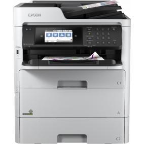 Epson WorkForce Pro WF-C579RDTWF (Duplex+Hálózat+Wifi+Fax) tintasugaras multifunkciós nyomtató