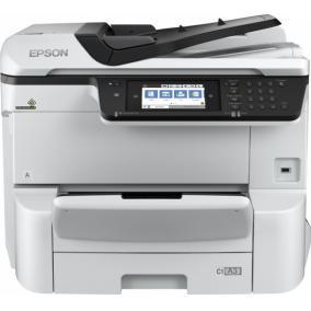 Epson WorkForce Pro WF-C8610DWF DSDF (Duplex+Hálózat+Wifi+Fax) multis A3 tintasugaras nyomtató
