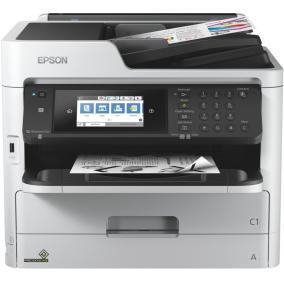 Epson WorkForce Pro WF-M5799DWF MONO (Duplex+WiFi+Fax) tintasugaras multifunkciós nyomtató