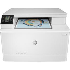 HP Color LaserJet Pro M182n multifunkciós (Hálózatos) színes lézernyomtató