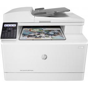 HP Color LaserJet Pro M183fw ADF multifunkciós (WiFi+Hálózat+Fax) színes lézernyomtató