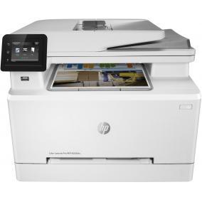 HP Color LaserJet Pro M283fdn ADF multifunkciós (Duplex+Hálózat+Fax) színes lézernyomtató