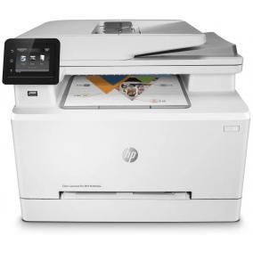 HP Color LaserJet Pro M283fdw ADF multifunkciós (Duplex+WiFi+Hálózat+Fax) színes lézernyomtató