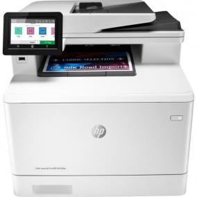 HP Color LaserJet Pro M479fdn ADF (Duplex+Fax+Hálózat) színes multifunkciós lézernyomtató