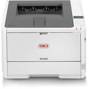 Oki B432DN lézernyomtató (Duplex+Hálózat)