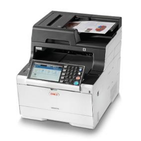 Oki MC573DN színes multifunkciós lézernyomtató (Hálózat+DADF+Fax)