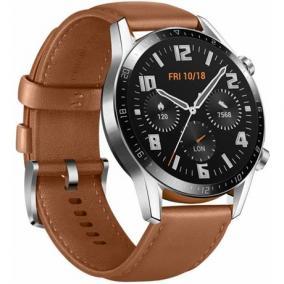 Okosóra - Huawei, WATCH GT 2, PEBBLE BROWN