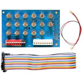 PC alapú rendszer SENTRY Back panel