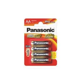 Elem, AA ceruza, 4 db, PANASONIC